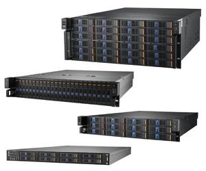 Nvme storage servers