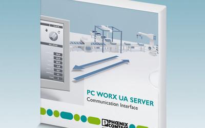 Phoenix Contact PC Worx UA OPC server