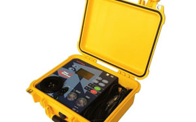 Trio SafeTCheck Pro II Logger PAT tester