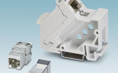Phoenix Contact RJ45 socket modules