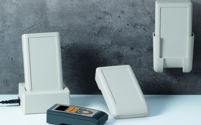 OKW DATEC-COMPACT unsealed enclosures for indoor use