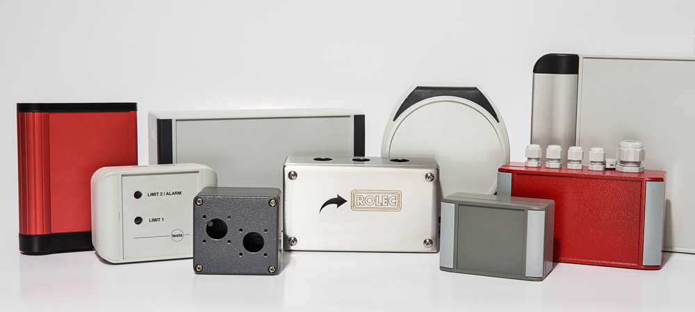 Innovative enclosures for Industry 4.0