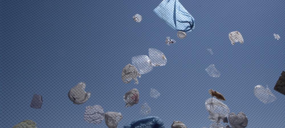 Turning waste plastic into energy