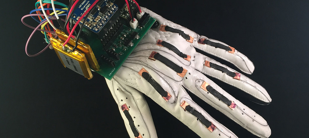 A sign of the times: smart glove translates sign language into text