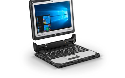 Panasonic Toughbook CF-33 rugged detachable laptop