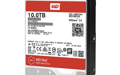 Western Digital Corporation WD Red and WD Red Pro NAS hard drives