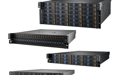 Advantech NVMe servers and storage solutions