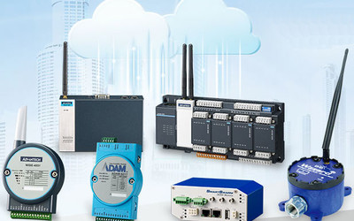 Advantech MQTT-enabled I/O devices