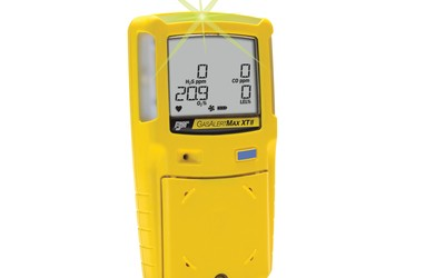 BW Technologies GasAlertMax XT II confined space gas monitor