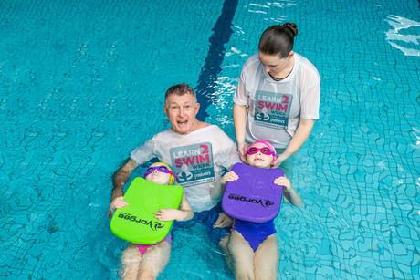 Learn2swim week laurie lawrence