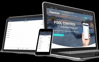 Zodiac iAquaLink pool controller