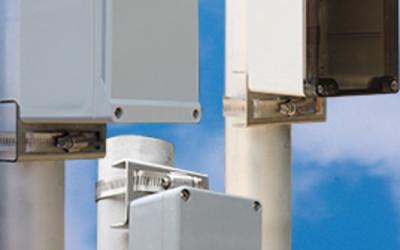 Hammond Electronics Pole Mounting Kits