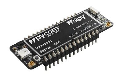 Pycom SiPy development platform