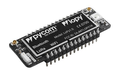 Pycom LoPy development board