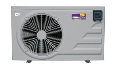 Heatseeker Solaire Titanium Wi-Fi enabled heat pump