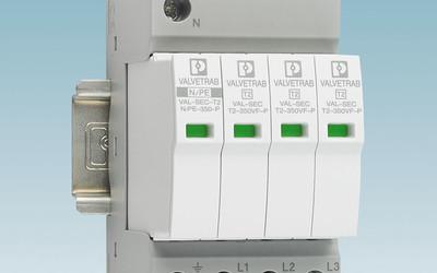 Phoenix Contact Valvetrab-SEC VF protective devices
