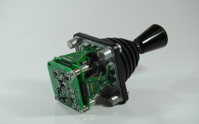 Control Devices 4-20 mA joystick