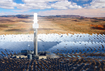 Solar thermal power planned for Port Augusta