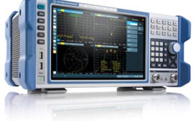 Rohde & Schwarz ZNLE vector network analyser