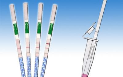 Abraxis Glyphosate strip test kits