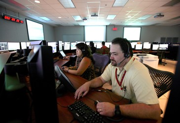 Control rooms in an age of change