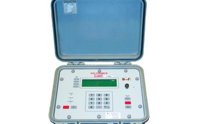 Polysonics Hydra SX30 portable ultrasonic flowmeter
