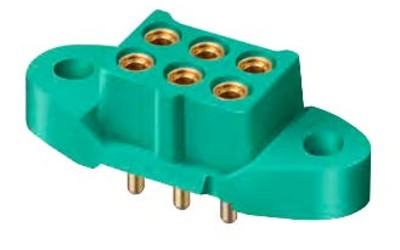 Harwin M300 series high-performance connectors