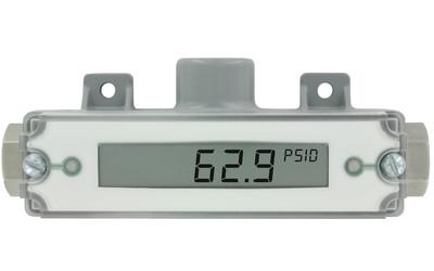 Dwyer Series 629C wet/wet differential pressure transmitter
