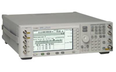 Keysight E4438C ESG vector signal generator