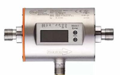ifm efector SM4000 inductive flow sensor