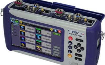 VeEX VePAL TX300s-OTDR module fibre-optics test
