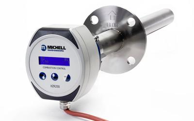 Michell Instruments XZR250 oxygen analyser