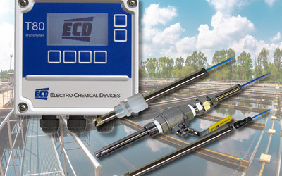 Electro-Chemical Devices S80-T80 modular liquid analysers