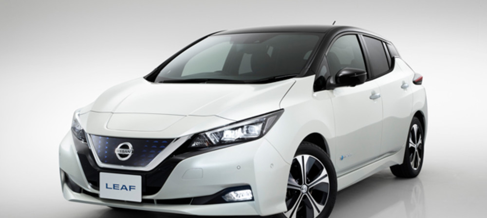 Automated parking and more announced for Nissan LEAF