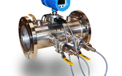Lauris Technologies FC1223-M ultrasonic gas flow meter