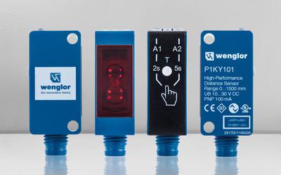 Wenglor P1KY10x distance sensor
