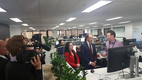 BT Opens First Cybersecurity Hub Outside UK In Australia