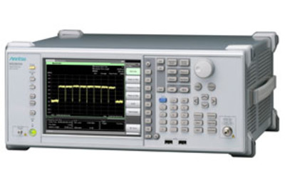 Anritsu High-Performance Signal Analyzer for 5G and Wideband Signal Measurement