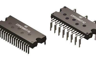 STMicroelectronics SLLIMM-nano 3 and 5 A intelligent power modules (IPMs)
