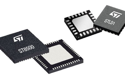 STMicroelectronics Power-Line Communication (PLC) modem chipset