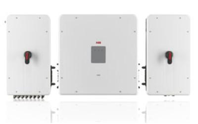 ABB TRIO-50.0 transformerless inverter