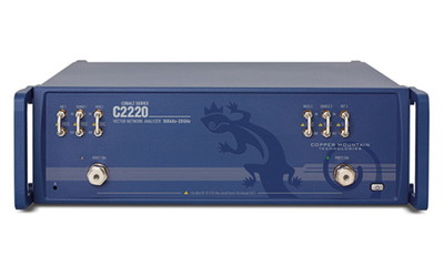 Copper Mountain Technologies Cobalt C2220 vector network analyser