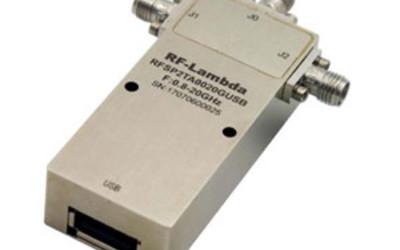 RF-Lambda RFSP2TA0020GUSB absorptive coaxial SP2T switch
