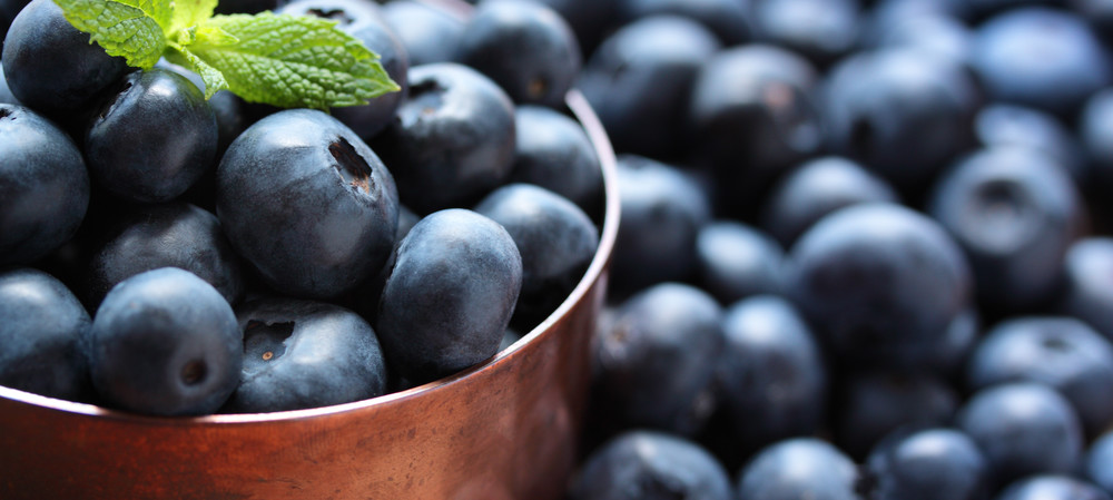 Sort it out: blueberry processor uses sorter to remove FM