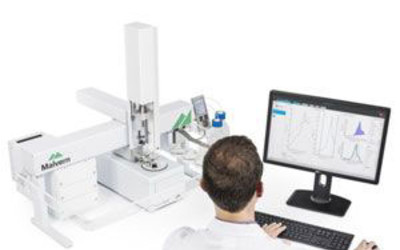 Malvern MicroCal PEAQ-DSC automated system for the characterisation of biomolecule stability