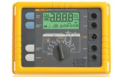 Fluke 1625 earth ground tester