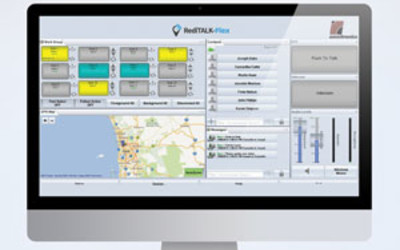 RediTALK-Flex digital radio dispatch