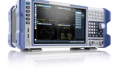 Rohde & Schwarz ZNL vector network analyser