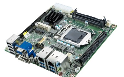 Advantech AIMB-205 Mini-ITX motherboard