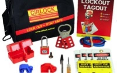 Cirlock CLK-1 contractor lockout kits